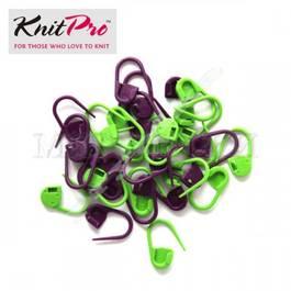 Маркировочные кольца закрывающиеся (30 шт) KnitPro