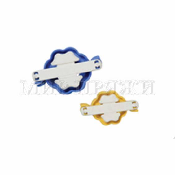 Приспособление для изготовления помпонов (3,5 & 4,5cm), 2шт KnitPro