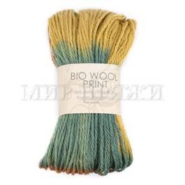 Bio wool Print