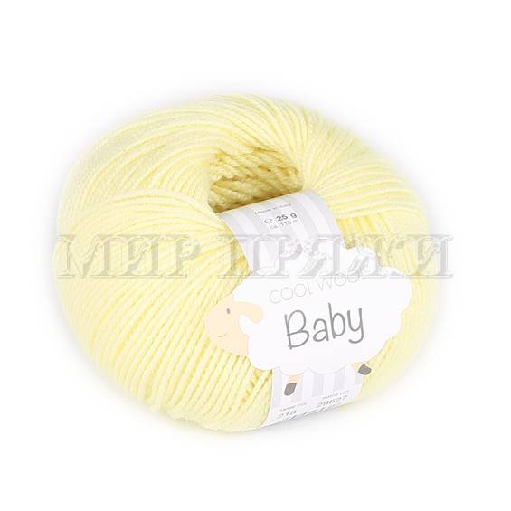 Cool Wool Baby 25
