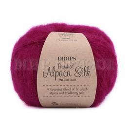 Brushed Alpaca silk