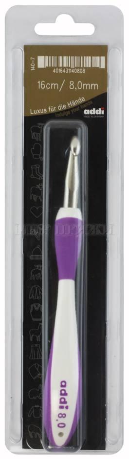 Крючок Addi с эргономичной ручкой addiSwing