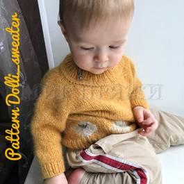 МК джемпер Dolli sweater
