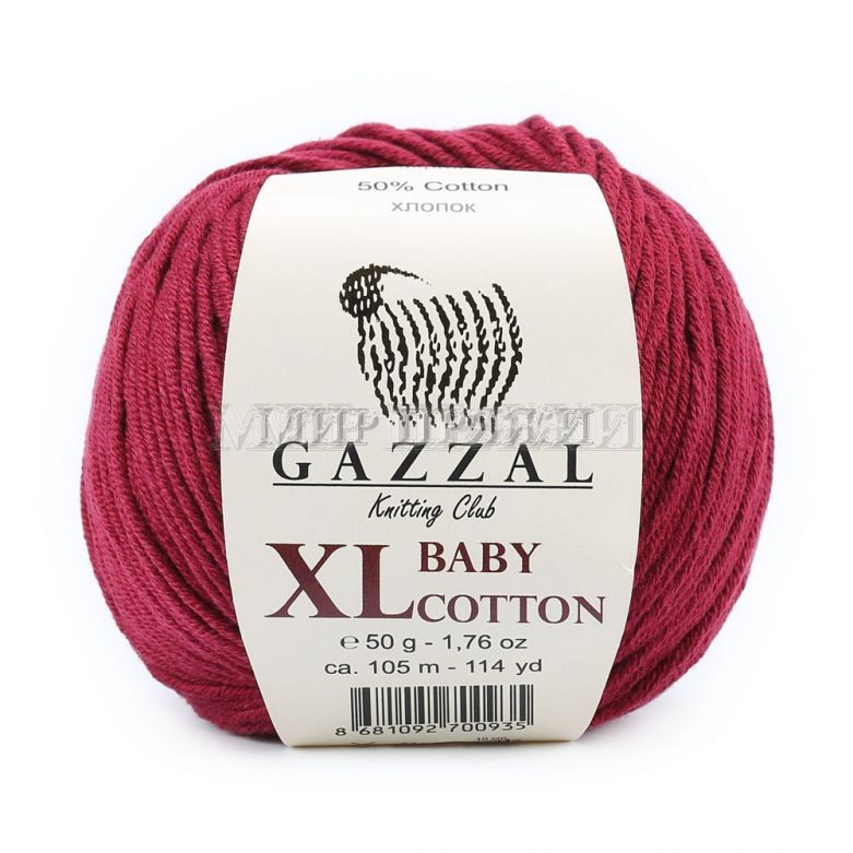 Baby cotton gazzal XL