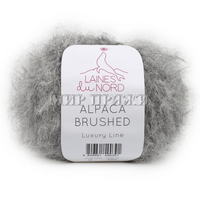 Alpaca Brushed