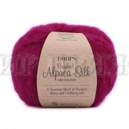 Brushed Alpaca silk