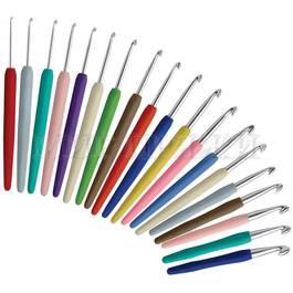 Крючок для вязания с эргономичной ручкой