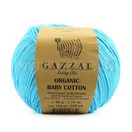 Organic baby cotton gazzal